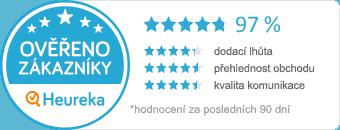 Hodnoceni na Heureka.cz